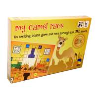 Desert Memories My Camel Race - Board Game