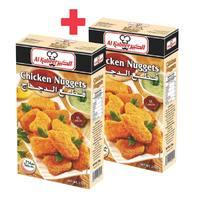 BUY 1 + 1 FREE Al Kabeer Nuggets Chicken 270g