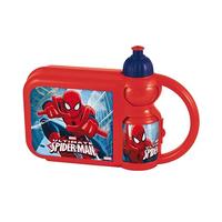 Stor Spiderman Set Small Box + Bottle