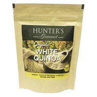 Hunter's Gourmet Organic White Quinoa 300g
