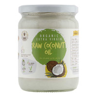 Root & Leaves Organic Extra Virgin Raw Coconut Oil 200ml