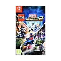 Nitendo Switch Lego Marvel Super Heroes 2 Game