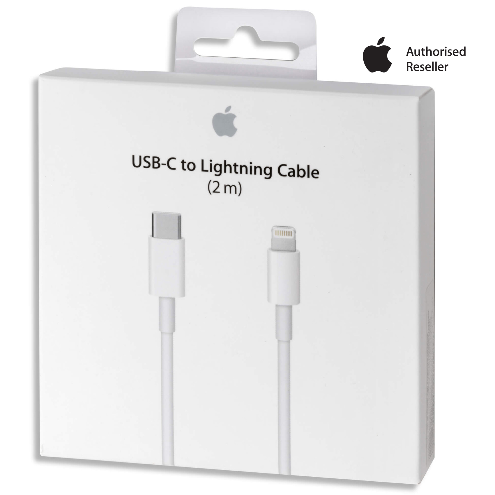 APPLE LIGHTNING TO USB-CABLE2M