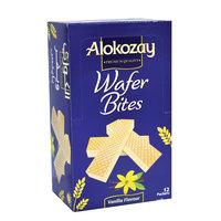 Alokozay Wafer Vanilla Flvr 45g X12