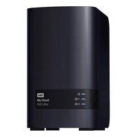WD NAS 0TB My Cloud EX2 Ultra