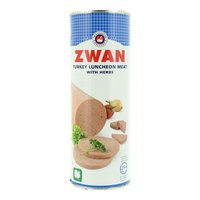 Zwan Turkey Luncheon Meat With Herbs 850g