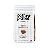 Coffee Planet Organic Beans 250GR