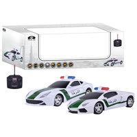 Power Joy Rc Fast Police Car 1:18 B/O Assorted