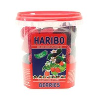 Haribo Jelly Berries Cup 175GR