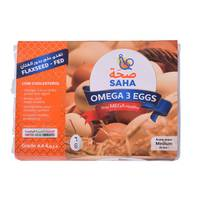 Saha Omega 3 Medium Eggs x6