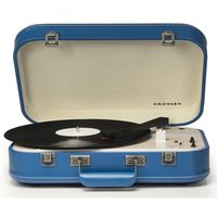 Crosley Coupe Bluetooth Turntable CR6026A-Blue