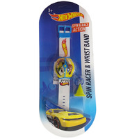 Hotwheels Spin Racers & Wrist Band