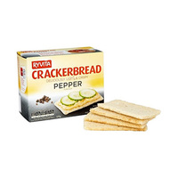 RyVita Cracker Bread Black Pepper Flavour 125GR