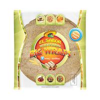 El Sabor Wholemeal Wraps 25CM