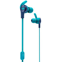 Monster Earphone ISPRT With Mic Blue