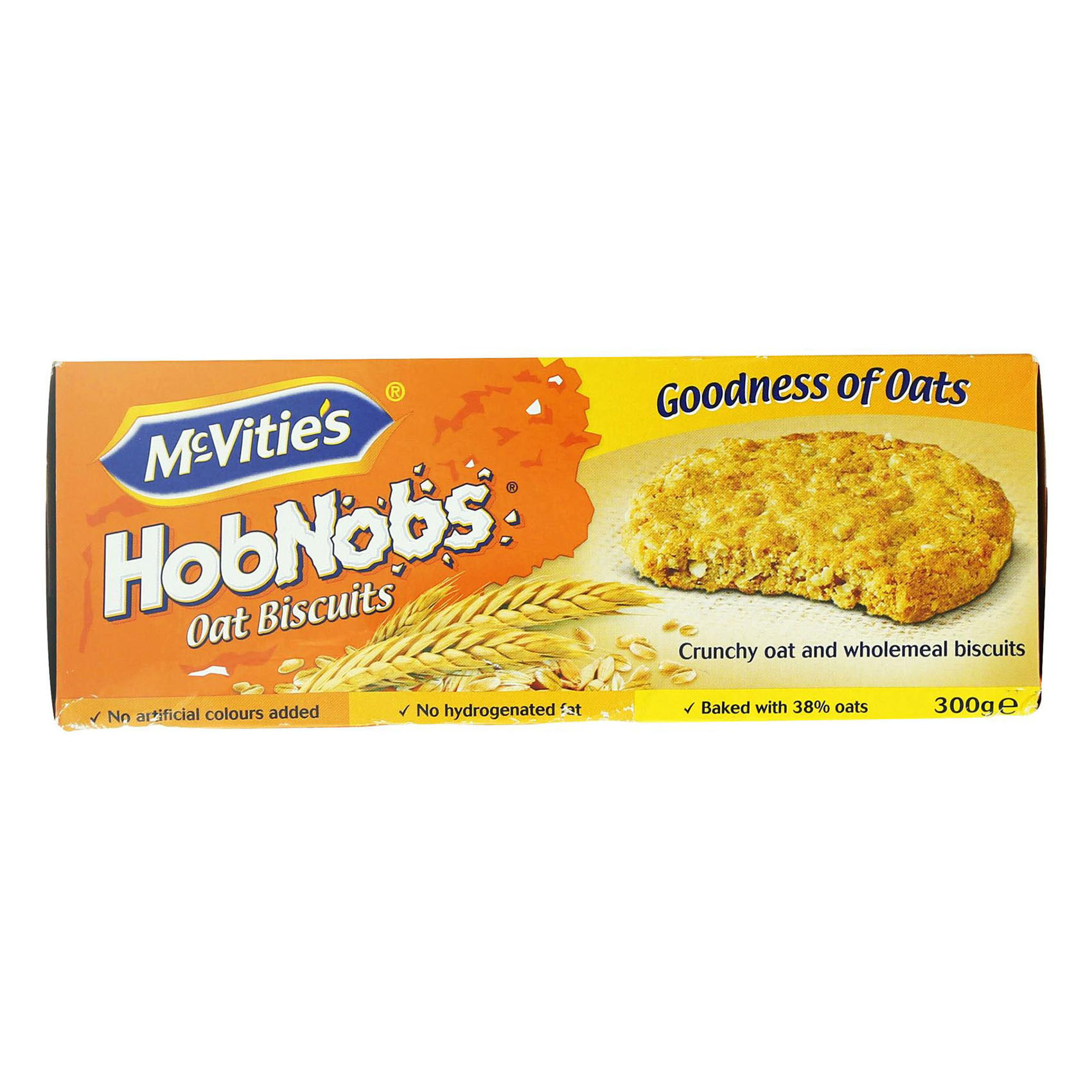 MC VITIES HOBNOBS 300G