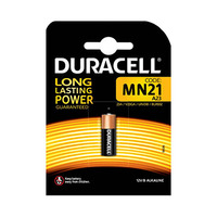 Duracell Security 2013 12 VOLT Alkaline X1