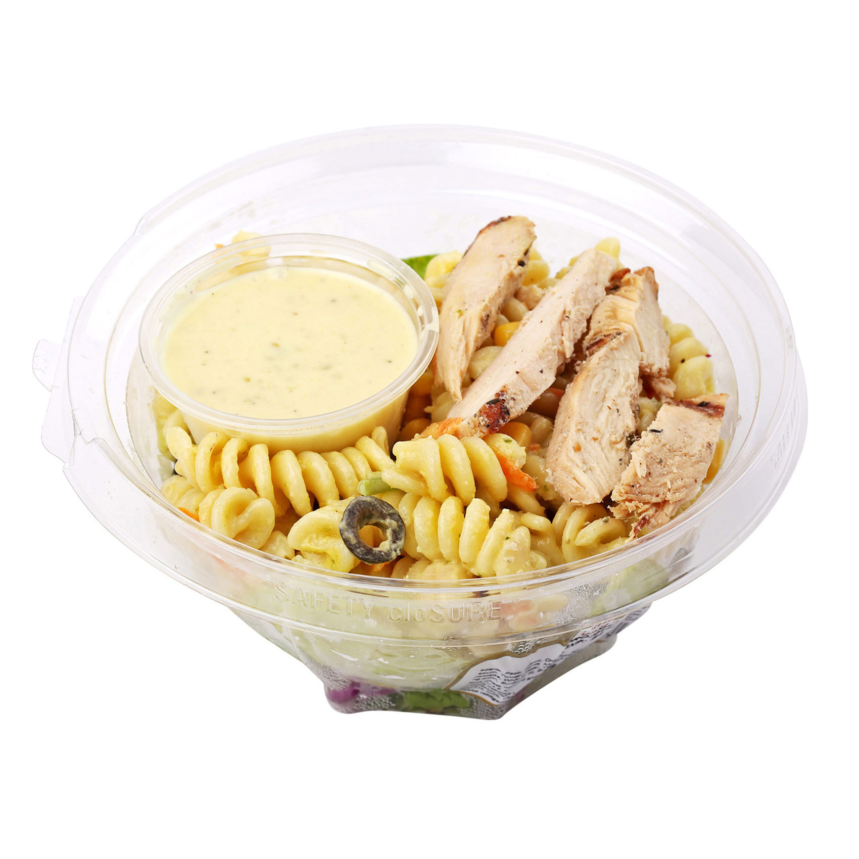 CHICKEN PASTA SALAD 300 GM