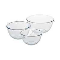 Pyrex Mixing Bowl Set 3 Pieces