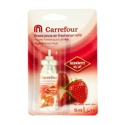 Carrefour-Press-Once-Strawberry-Refill-15ML