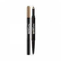 Maybelline New York -  Brow Satin 02 Medium Brown