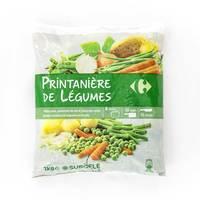 Carrefour Mix Vegetables 1 Kg