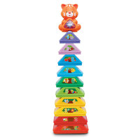 VTech Baby Stack Sort and Store Tree - Multi-color