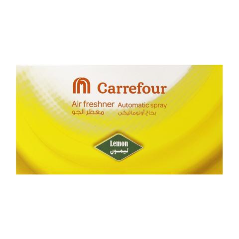 Carrefour-Air-Freshener-Automatic-Spray-Lemon-Dispenser--250ml-