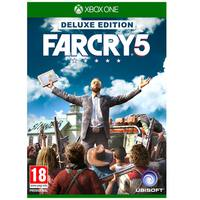 Microsoft Xbox One Far Cry 5 Deluxe Edition
