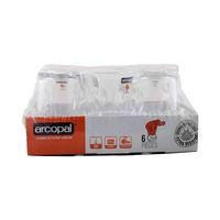Arcopal Tea Mug 230 Ml 6 Pieces