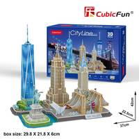 Cubicfun City Line New York