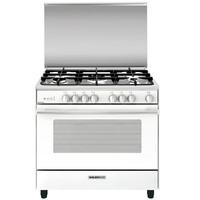 Glemgas 90X60 Cm Gas Cooker UN 9612GX/FS
