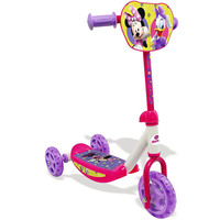 Smoby Minnie 3-Wheeled Kick Scooter