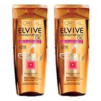 L'OREAL Elvive Shampoo Extraordinary Oil For Normal Hair 400 Ml 2 Pieces
