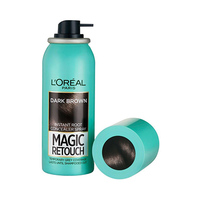 L'Oreal Paris Magic Retouch Root Concealer Spray Dark Brown 02 75ML