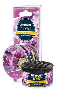 Areon Air Freshener Ken Lilac Box