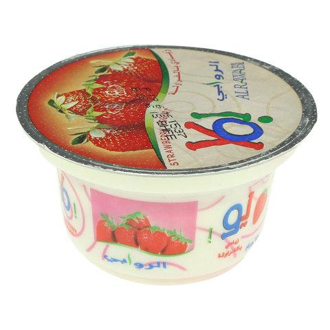 Al-Rawabi-Strawberry-Yoghurt-130g