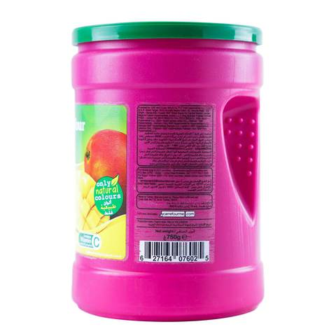 Carrefour-Instant-Powder-Drink-Mango-750g