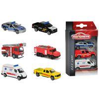 Majorette S.O.S. Vehicles