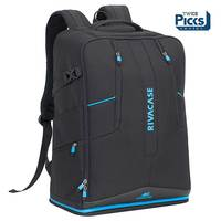 """RivaCase Drone BackPack 7890 16"""" Black"""