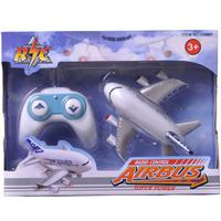 Remote Control Plane Airbus