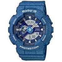 Casio Baby G Women's Analog/Digital Watch BA-110DC-2A2