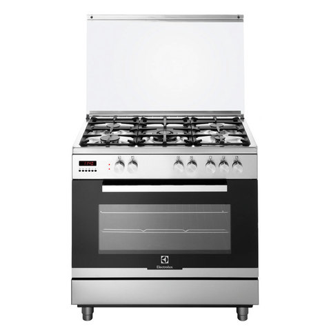 Electrolux-90X60-Cm-Gas-Cooker-EKK-945-AAOX-5Burners