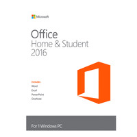Microsoft Office Home&Student 2016