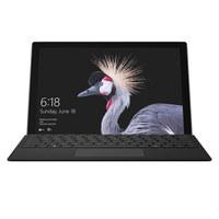 "Microsoft 2 in 1 Surface Pro i5-7300U 4GB RAM 128GB SSD 12.3"" Black"