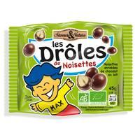 Les Droles Hazelnut Coated 45g