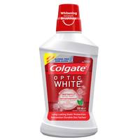 Colgate Optic White Whitening Mouthwash 500ml
