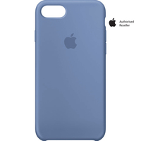 Apple Iphone 7 Case Silicone Azure