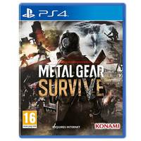 Sony PS4 Metal Gear Survive