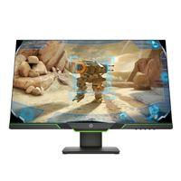 إتش بي شاشة كمبيوتر 3WL54AA للألعاب XQ حجم 27 إنش لون أسود